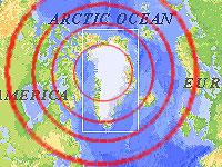 Землетрясение в Гренландии ощутили американские военные