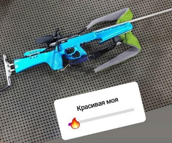 Биатлонистка Павлова сменила фиолетовую винтовку на голубую. 403813.jpeg
