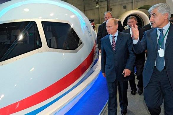МАКС-2015 стартует в Подмосковье