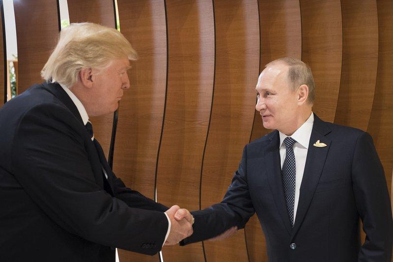 Путин: нужны личные встречи с Трампом
