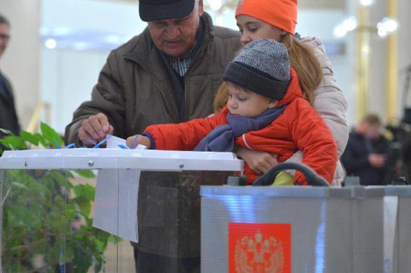 Жители России довольны выборами президента— Опрос