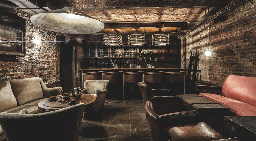Топ-5 самых мистических баров. Коробок
