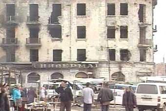 1994 ГОД: НОЧНАЯ ТАНКОВАЯ АТАКА НА ГРОЗНЫЙ