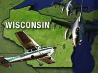 В США угонщика самолета настигли истребители ВВС