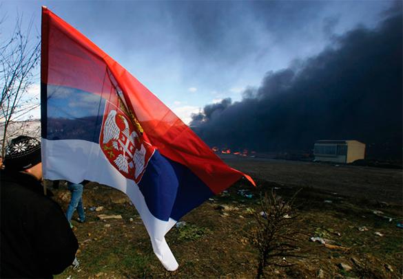 В Белграде после 30-летнего перерыва пройдет военный парад - в честь 70-летия освобождения от фашистов. 300815.jpeg
