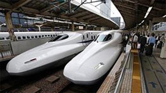 Япония разогнала левитирующий поезд до 603 км/ч. Япония разогнала поезд до рекорда