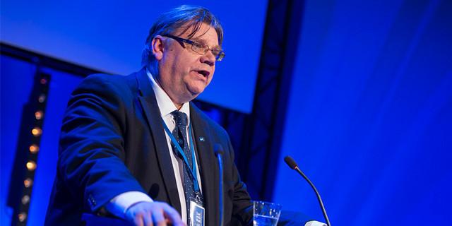 Новый глава МИД Финляндии назвал санкционный список России для граждан ЕС