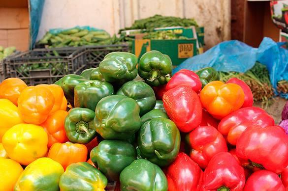 Турция прекратила поставки овощей