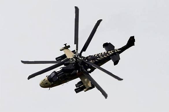 Минобороны РФ получит в этом году 14 вертолетов Ка-52
