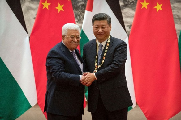 Китай входит в ближневосточную игру. Китай входит в ближневосточную игру