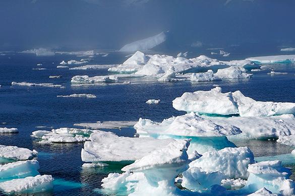 Льда в Арктике не останется уже в этом году - прогноз