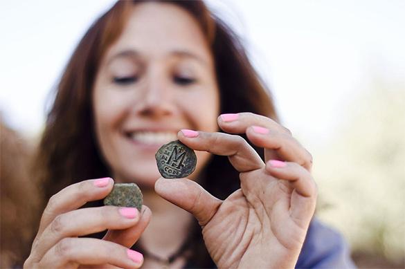 В Израиле найден уникальный клад, спрятанный полторы тысячи лет