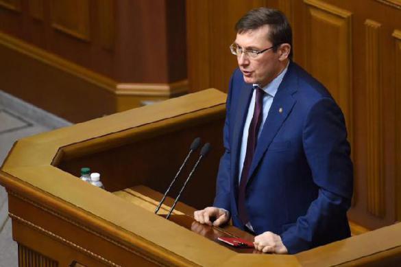 Генпрокурор Украины погнался с топором за сторонниками Саакашвили. Генпрокурор Украины погнался с топором за сторонниками Саакашвил