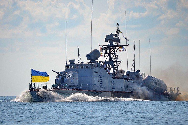 Иду на таран: Украина зовет в Азовское море НАТО. 390816.jpeg
