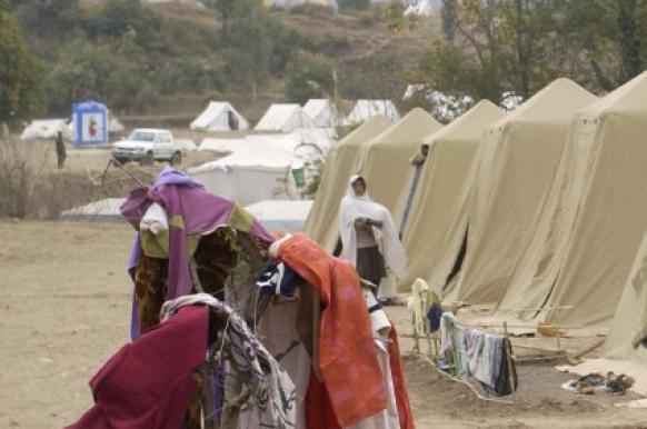 Минобороны: в сирийском лагере для беженцев погибло 235 детей.