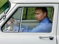 Владимир Путин купил автомобиль