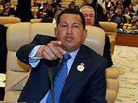 Уго Чавес пообещал Мануэлю Селайе международную поддержку