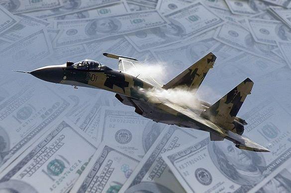 Россия продаст за рубеж оружие на сумму  млрд