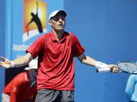 Давыденко проиграл в первом же круге Australian Open. Давыденко