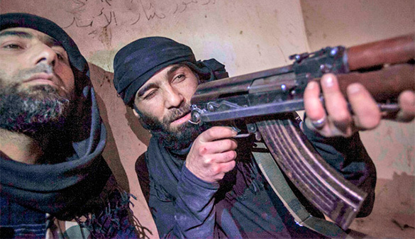США намерены вооружать сирийскую оппозицию для борьбы с ИГ. США вооружат Сирийскую свободную армию