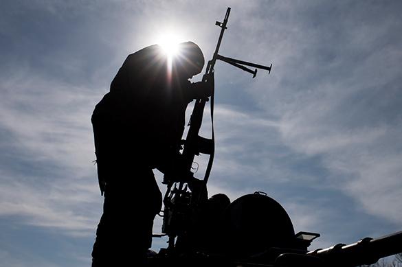Украина превратила курсантов в пленных ополченцев