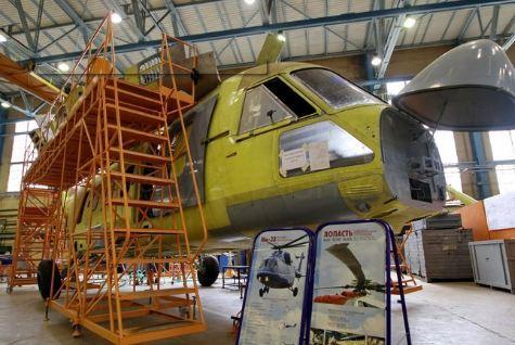 Первые снимки военного вертолета Ми-38Т доступны в интернете. Первые снимки военного вертолета Ми-38Т доступны в интернете