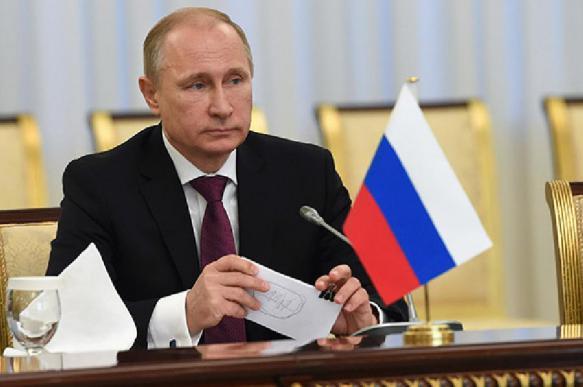 Работу Путина на посту президента страны поддерживают 55% россиян. 402819.jpeg