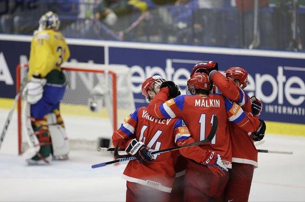 Очень редкий финал : Россия и Канада -только третий раз в истории. Хоккей