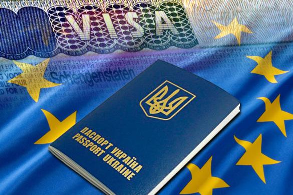 Украина — россиянам: предъявите биометрический паспорт, визу, ре