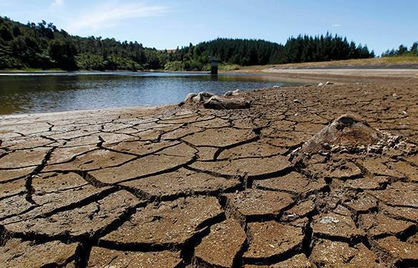 Климатологи нашли объяснение засухам в тропиках. Климатологи нашли объяснение засухам в тропиках