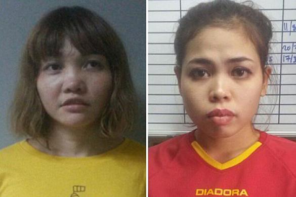 Суд вынес приговор обвиняемым в убийстве брата Ким Чен Ына. 376820.jpeg