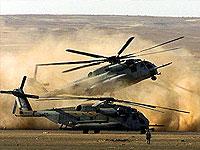 В Афганистане столкнулись два военных вертолета