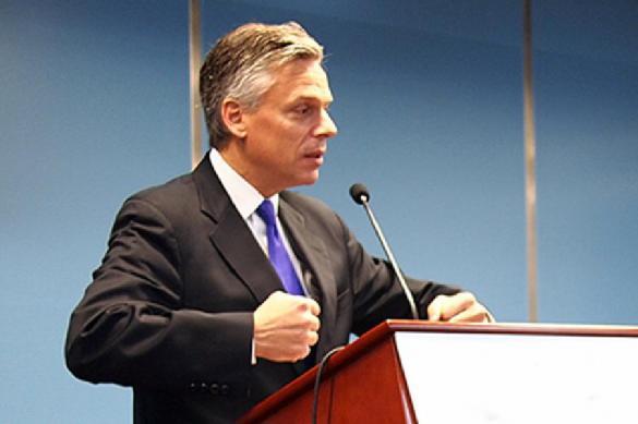 Посол США заговорил об улучшении отношений между Москвой и Вашингтоном. Посол США заговорил об улучшении отношений между Москвой и Вашин