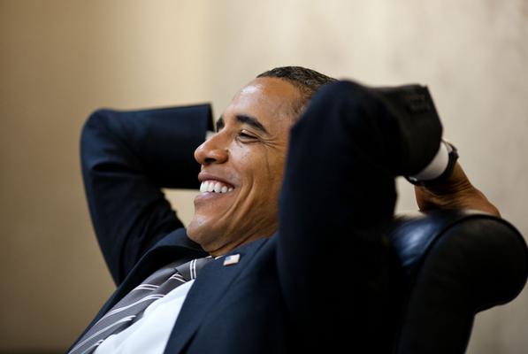 Экс-главу Пентагона раздражала нерешительность Обамы. 304822.png