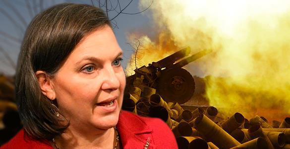 После консультаций в Киеве, помощник госсекретаря Нуланд проведет переговоры в Москве. Виктория Нуланд