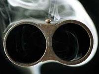 Москвич застрелил вора из охотничьего ружья