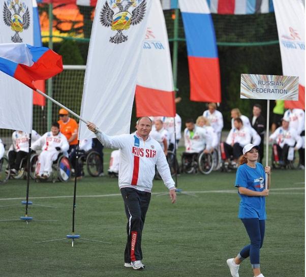 Паралимпийский секс видео фото 36-492