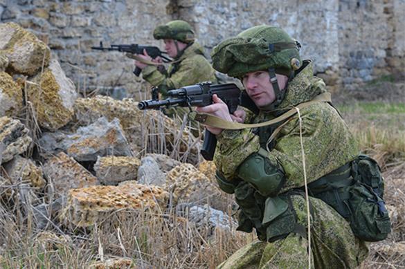 ЭКСПЕРТЫ: Крым, учения