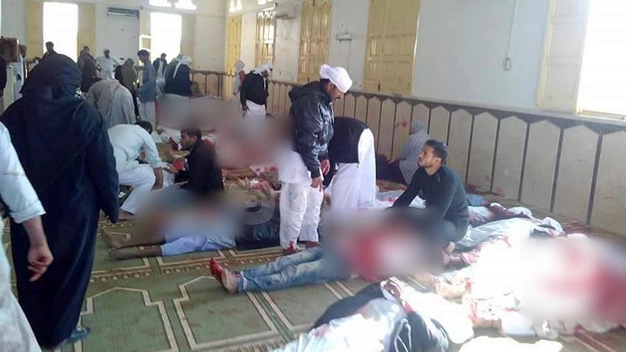 Жертвами терроризма висламских государствах стали сотни тыс. человек
