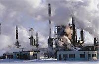 На пермском нефтезаводе произошла авария. Есть жертвы