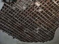 В офисе в центре Москвы обвалился потолок