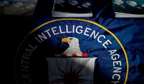 Разведка США составляет ошибочные прогнозы. Логотип ЦРУ