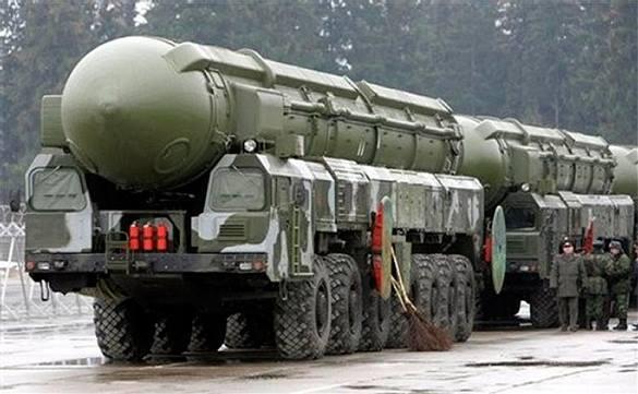 """Ракетный комплекс """"Тополь"""" появится на ВДНХ."""