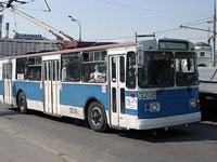 На севере Москвы возобновилось движение троллейбусов