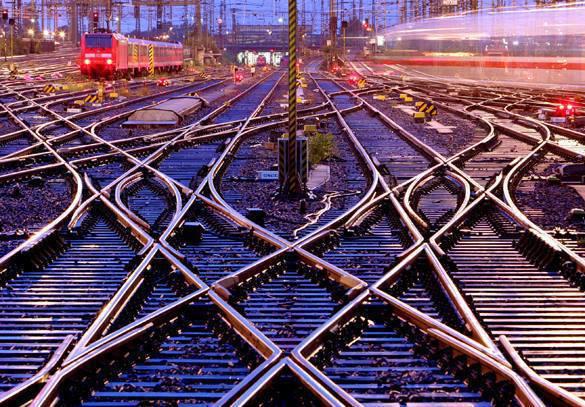 По какой причине Эстония прерывает железнодорожное сообщение с Россией. Железная дорога