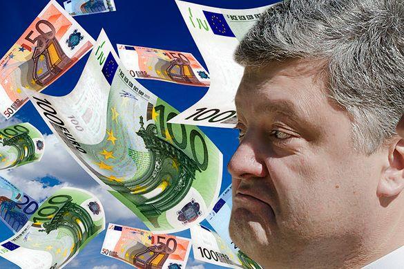 Порошенко вывел в офшор 4 млн евро