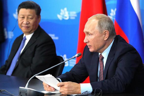 Тихая паника: на Западе рассказали о союзе России и Китая против США. 391825.jpeg
