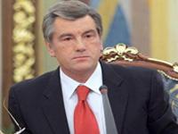 Ющенко наложит вето на новый закон о выборах президента