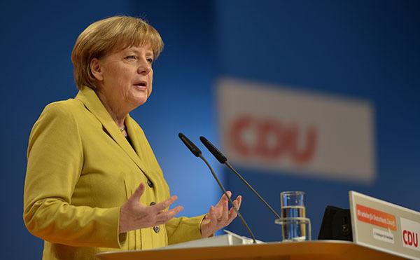Ангела Меркель:  Безопасность Европы должна выстраиваться совместно с Россией. 306826.jpeg
