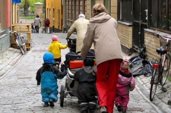 В Швеции разработали стандарт колясок для детей с избыточным весом. 399826.jpeg